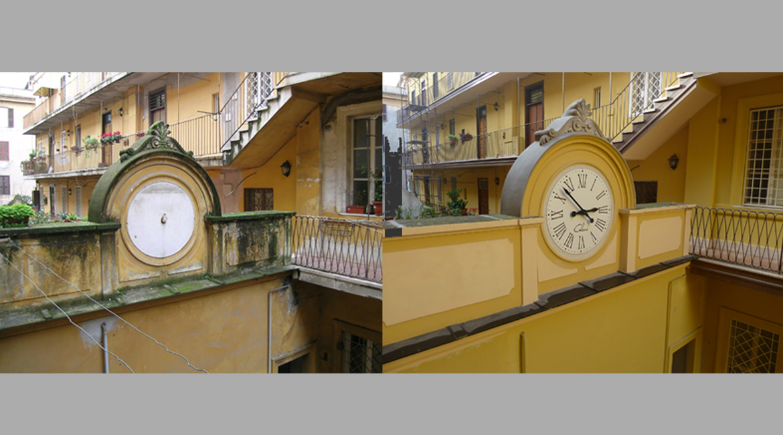 Condominio Regina Margherita - Roma
