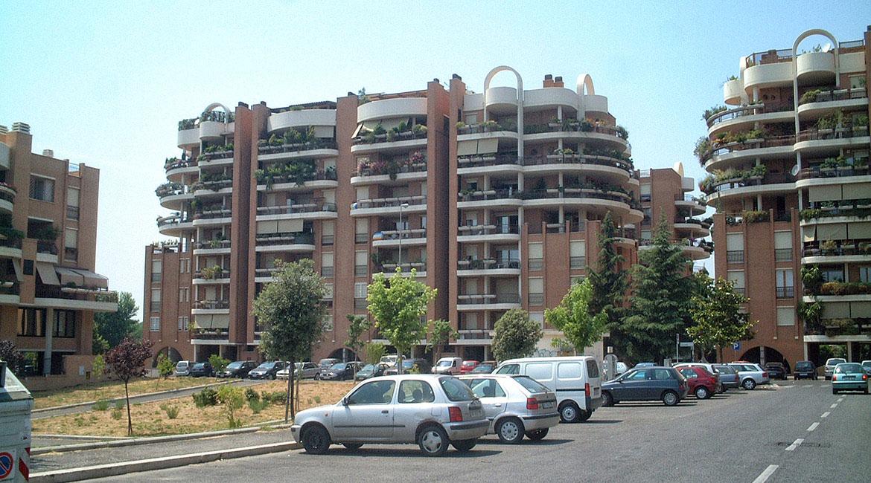 Condominio le Fontane - Roma