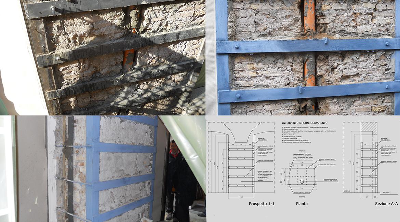 Adeguamento sismico di edifici esistenti